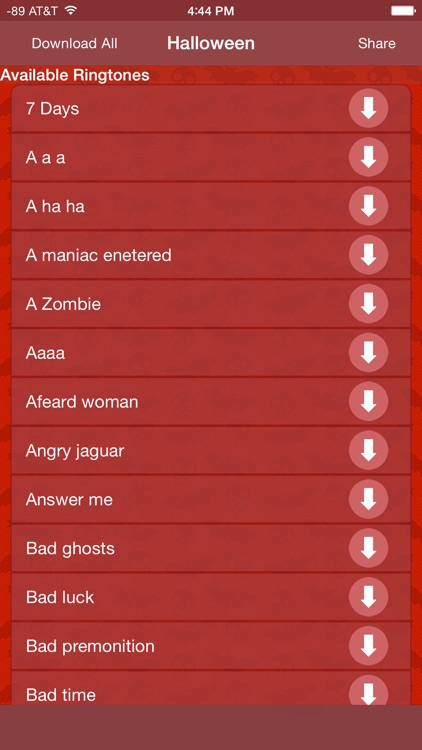 Best Halloween Ringtones - 130 scary ringtones and 13 horror sounds for your iPhone
