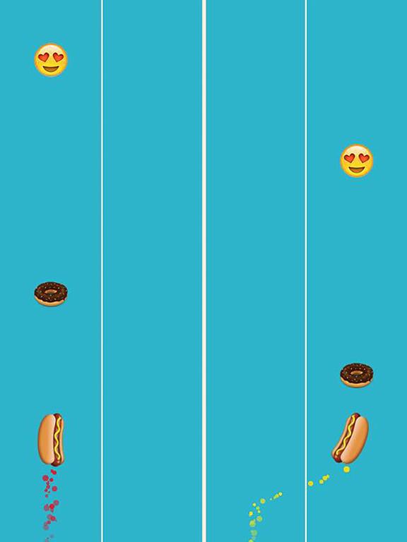 2 Dogs - Emoji v Food | App Price Drops