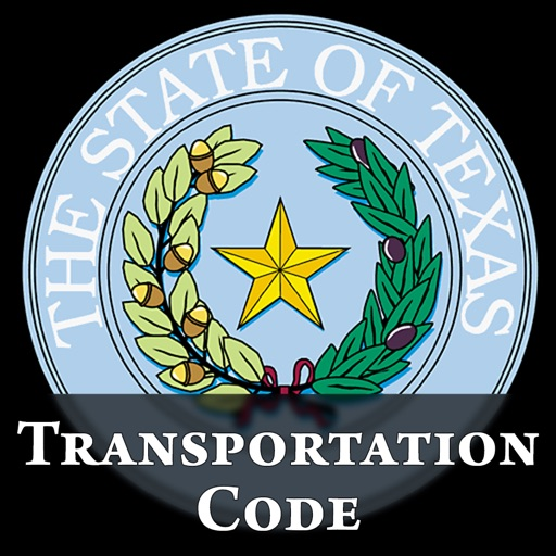 TX Transportation Code 2016 - Texas Law