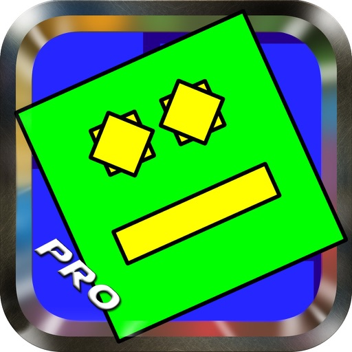 Bouncing Square - Avoid the Ball Spikes Pro icon