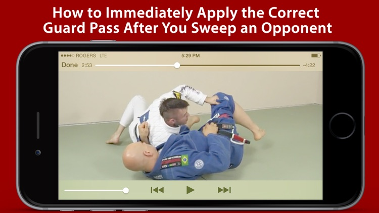 Non-Stop Butterfly Guard: Sweeps & Submissions for BJJ & Nogi Grappling screenshot-4
