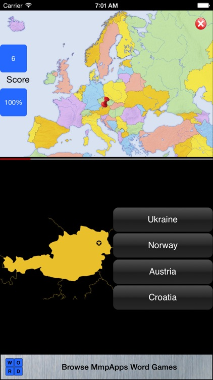 GeoEurope screenshot-0