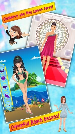 Superstar Mädchen Party dress up - Pool, formal, Strandpartys und ...
