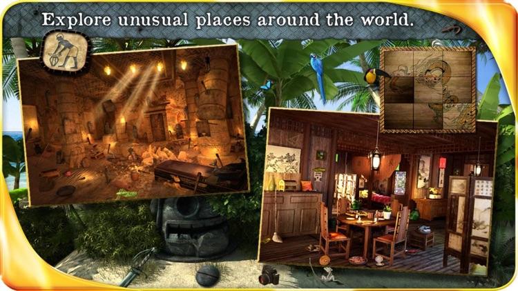 FBI : Paranormal Case - Extended Edition - A Hidden Object Adventure screenshot-3