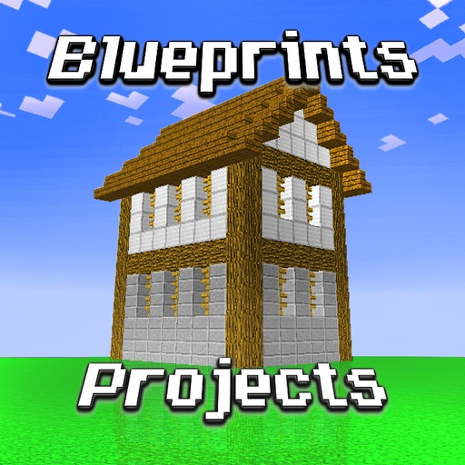 Blueprints and Inspirations Guide for Minecraft icon