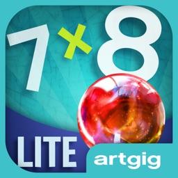 Marble Math Lite: Multiplication