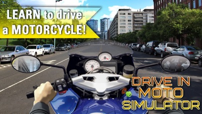 Drive In Moto Simulator