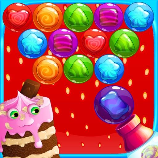 Bubble Candy Dessert Pop - Arcade Shooter Mania FREE