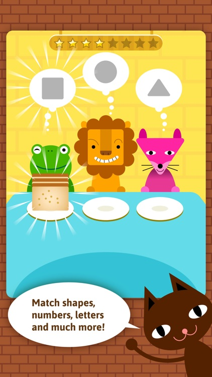 Happy Valley Friends: Letters, Numbers, and Shapes screenshot-0