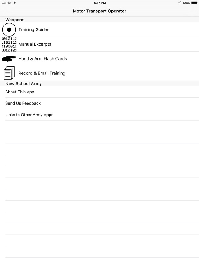 88M Motor Transport Operator on the App Store