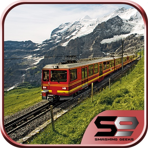 Europe Train Simulator Drive