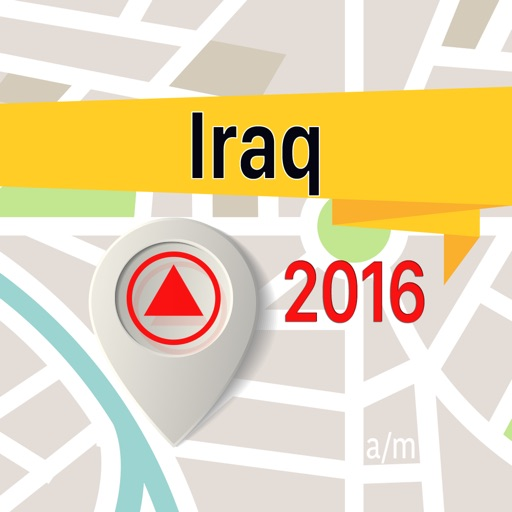 Iraq Offline Map Navigator and Guide