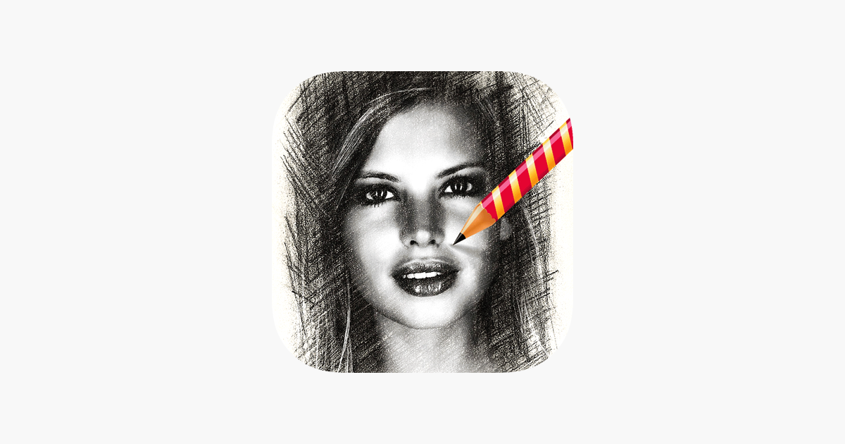 My Sketch Pencil Drawing Sketches On The App Store