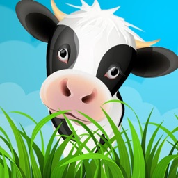 Crazy Cow Farm Animal Family Harvest Township Free Games
