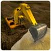 沙挖掘机城市建设者2015 - 3D重型建筑设备模拟游戏