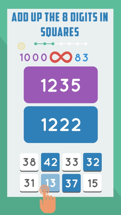 8 Digits: Modern Sudoku Puzzle screenshot-0
