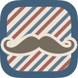 Mustache Shoppe - Grow Facial Hair on your Face