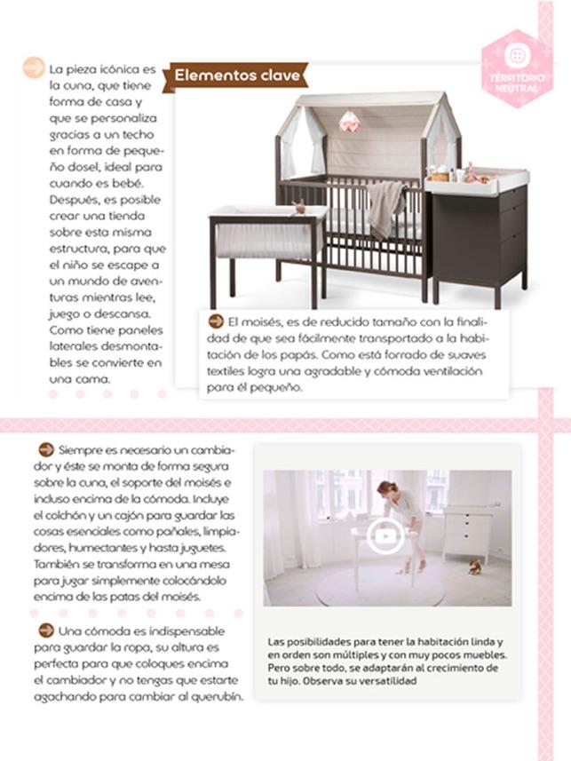 Excepcional Cuna Cambiar Los Muebles De Mesa Ilustración - Muebles ...
