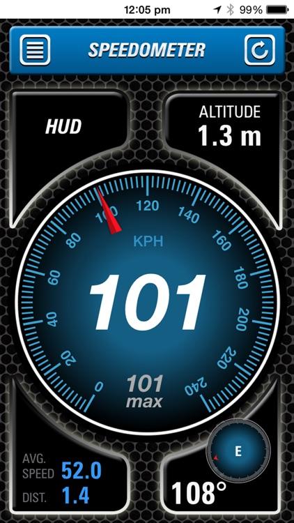 Speedometer Race & Track