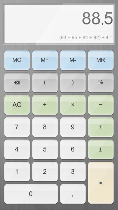 Калькулятор++ Скриншоты5