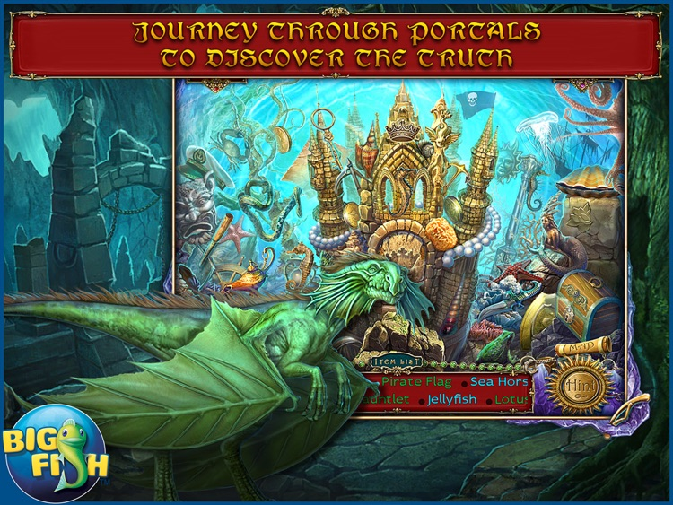 Queen's Tales: Sins of the Past HD - A Hidden Object Adventure