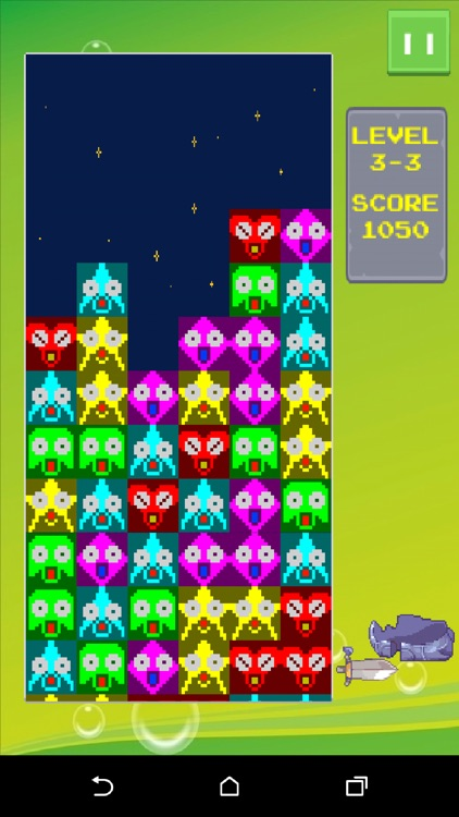 PixelAttack:Block Attack screenshot-0