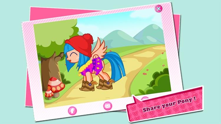 Pretty Pet Pony screenshot-3