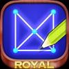 一筆書き ROYAL - 無料パズルで 脳トレ ゲーム - iPadアプリ