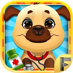 My Cute Pet Doctor Animal Vet Clinic - Free Games For Kids