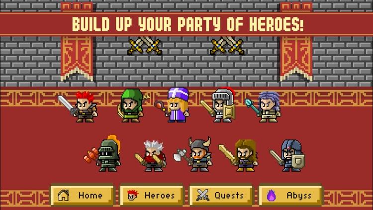 Iron Quest screenshot-0