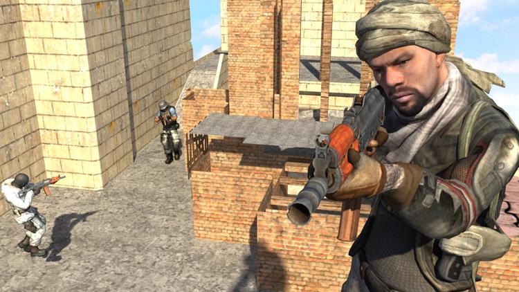 Gunner Terrorist Extreme Shooting