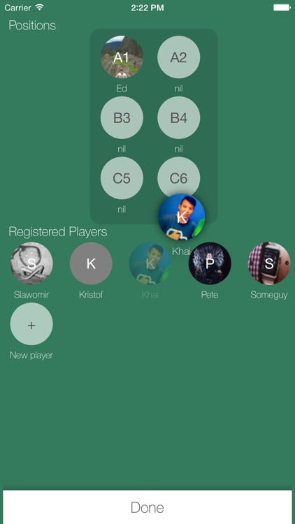 Badminton Scorecard screenshot-3