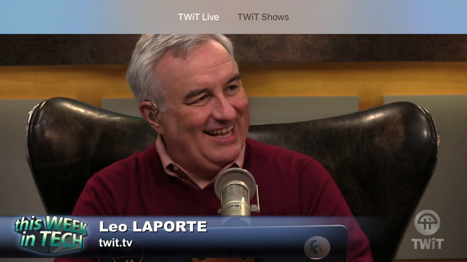 TWiT on TV screenshot 2