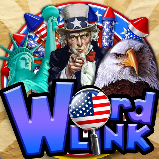 Words Link America Search Pro