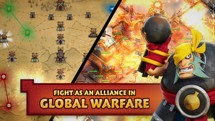 Samurai Siege: Alliance Wars screenshot-0