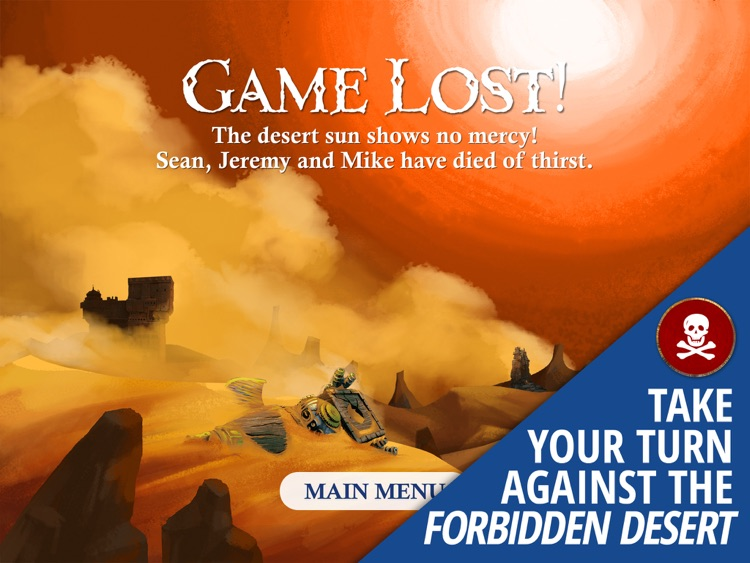 Forbidden Desert screenshot-4