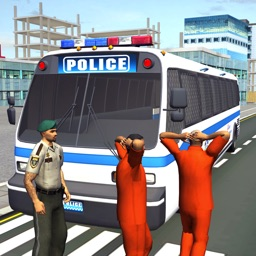City Prisoner police vehicle Transporter 3d simulator