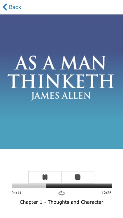 As A Man Thinketh Meditations By James Allen screenshot-3