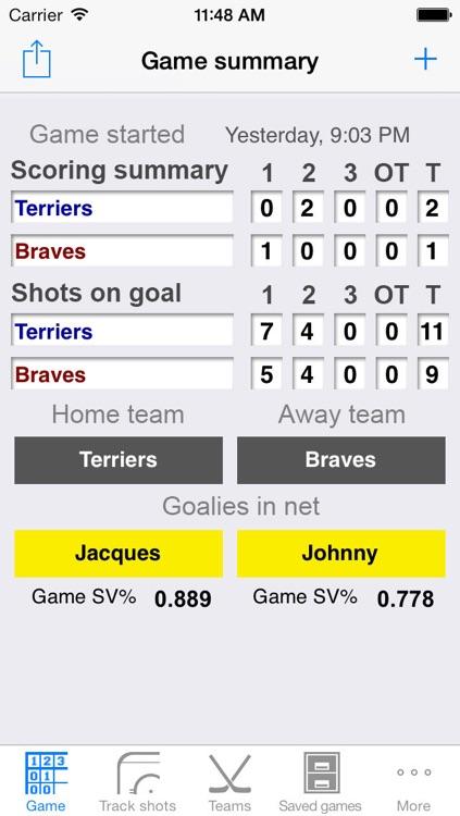 Tapshot Hockey