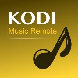 Kodi/XBMC Music Remote free
