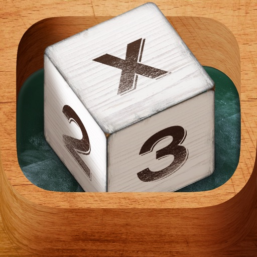 Mathcubes Free: Times Tables for Kids iOS App