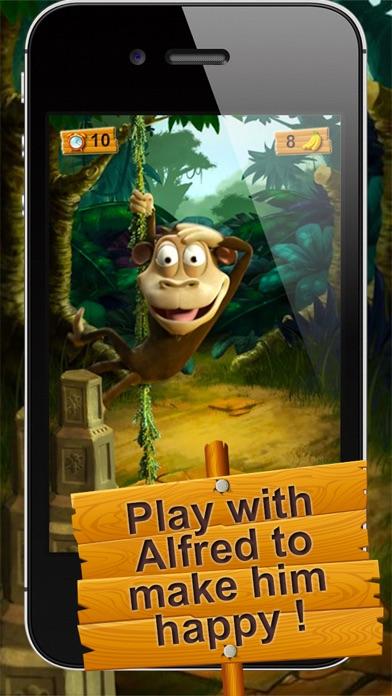 点击获取Alfred the talking monkey