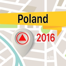Poland Offline Map Navigator and Guide
