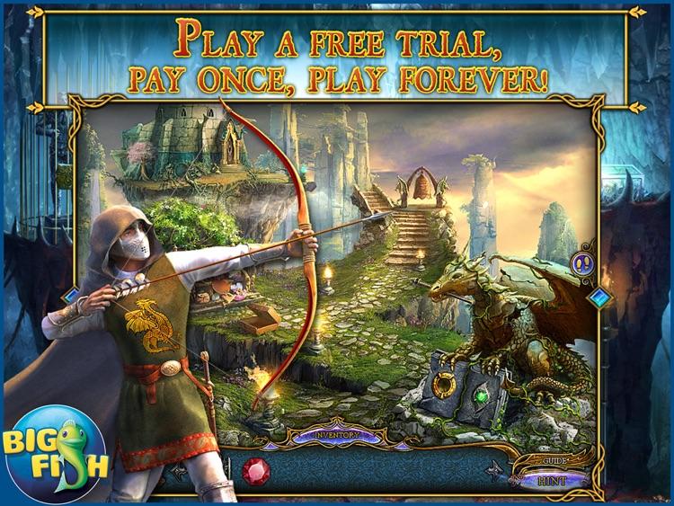 Dreampath - The Two Kingdoms HD - A Magical Hidden Object Game screenshot-0