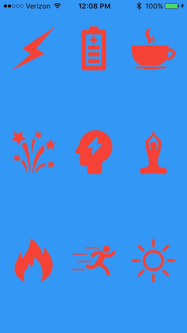 Energy Boost screenshot one