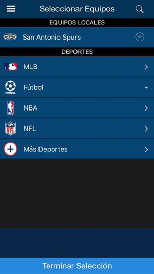 FOX Deportes on the App Store 4337927cda1