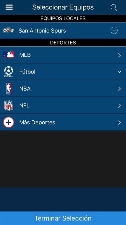 FOX Deportes screenshot-0