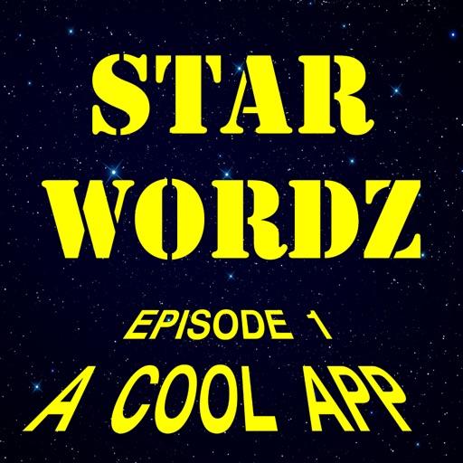 STAR WORDZ Crawl Creator Create & Share Crawling Wars Style Text Message Title Screen by StarWordz
