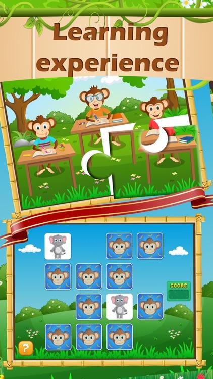Toddlers Five Little Monkeys