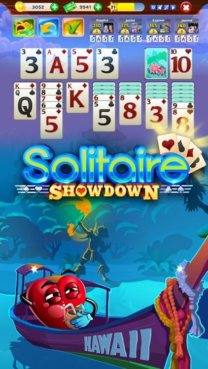 Solitaire Showdown screenshot-0